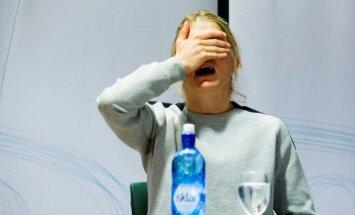 Therese Johaug sužinojo apie teigiamą dopingo testą