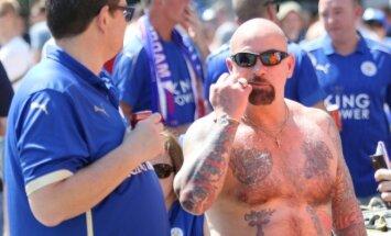 Leicester city fanai