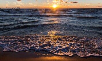 Saulėlydis Palangoje