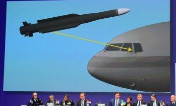 Paskelbtos MH-17 lėktuvo katastrofos išvados
