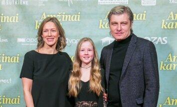 Gabija Jaraminaitė, Eila Grybinaitė, Dainius Gavenonis