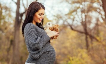 Psichologė: pokalbiai su nėščiosiomis pasižymi mirties tema