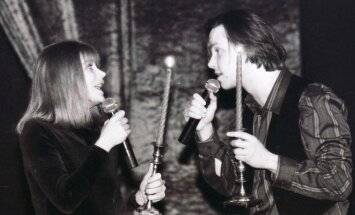 Ilona Balsytė ir Andrius Kaniava