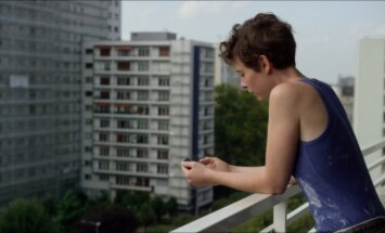 Kadras iš filmo Baden Badenas