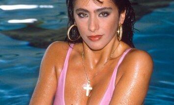Sabrina Salerno 1987-1989 m.