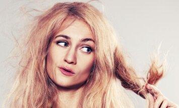 Neįtikėtina priežastis, dėl kurios skilinėja plaukų galiukai ir kaip to išvengti