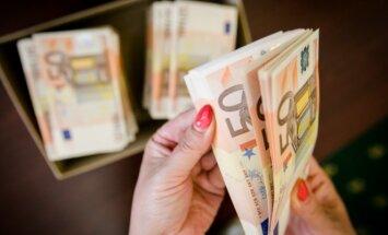 Bazinės pajamos: diskutuojama, ar tinka tokiame netobulame pasaulyje