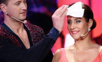 Irena Starošaitė ir Linas Lapėnas: pasirodymas Žvaigždžių duetuose