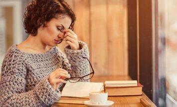 Gydytoja: jei ryte atsikeliate pavargę – tai jau rimtas signalas