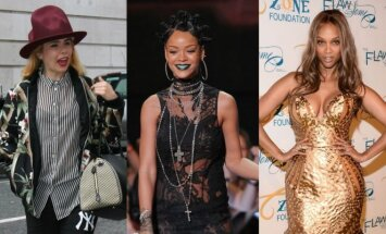 Paloma Faith, Rihanna, Tyra Banks
