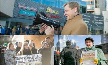 Remigijus Šimašius ir sirgaliai skirtingai įsivaizduoja ateities Vilniaus futbolo paveikslą