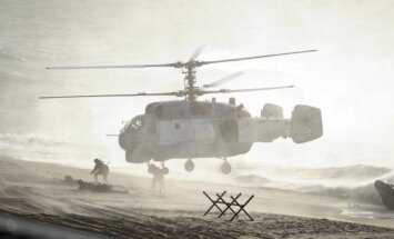 During the Zapad 2013 training
