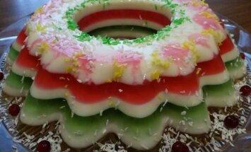 Želė tortas
