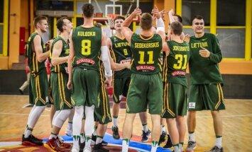 Lietuvos jaunių (U19) vaikinų krepšinio rinktinė