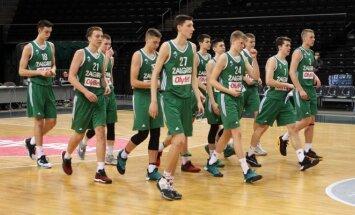 Žalgirio jaunimas – Eurolygos atrankos finale