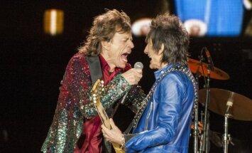 """Kadras is filmo """"Ole Ole Ole Rolling Stones"""""""