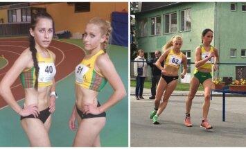 Živilė ir Monika Vaiciukevičiūtės