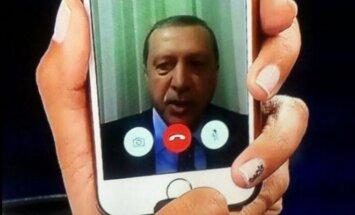 T. R. Erdoganas