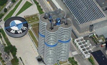 BMW būstinė Miunchene