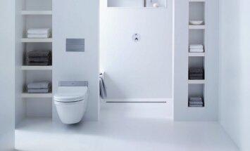 Kaip įsirengti tokį vonios kambarį, iš kurio nesinorėtų išeiti