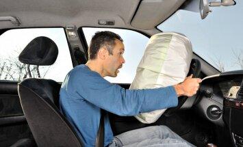 Saugos oro pagalvės