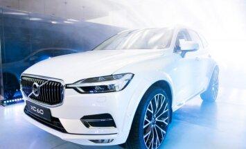 Naujojo Volvo XC60 pristatymas