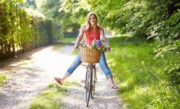 Pradedantys važinėti dviračiu dažnai neturi treniruočių plano ir rezultatų mėgina siekti chaotiškai ar neadekvačiai, nepasverdami organizmo galimybių.