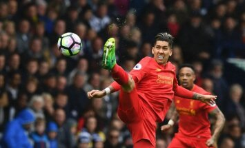 Premier lygos rungtynės: West Bromwich Albion – Liverpool