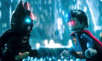 Kadras iš filmo Lego Betmenas. Filmas