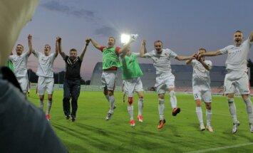 UEFA Europos lygos atranka Marijampolėje