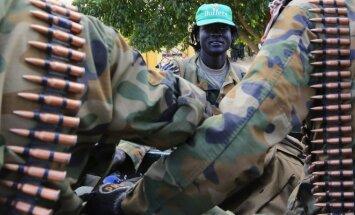 Pietų Sudano kariuomenė