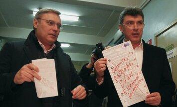 Michailas Kasjanovas, Borisas Nemcovas