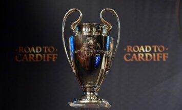 UEFA Čempionų lygos taurė