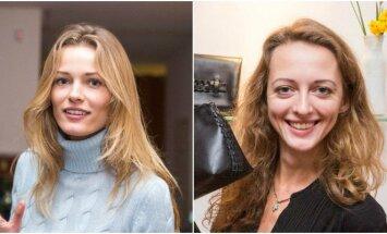 Edita ir Karolina Vilkevičiūtės