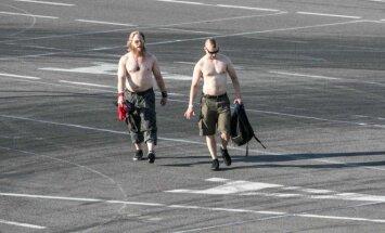 Iron Maiden koncertas