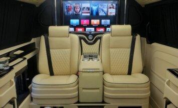 Megabus Automotive perdarytas Mercedes-Benz Vito