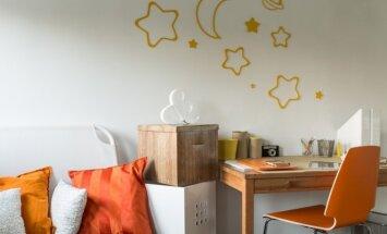 Kaip išsirinkti baldus vaiko ar jaunuolio kambariui?