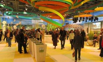 Žemės ūkio paroda Berlyne Žalioji savaitė