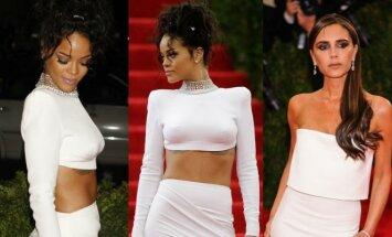 Rihanna, Victoria Beckham