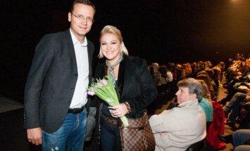 Agnė Armoškaitė ir Simonas Grigaliūnas