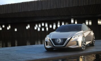 Nissan Vmotion 2.0 prototipas