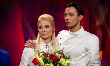 Natalija Bunkė ir Martynas Vaidotas