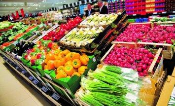 Mitybos ekspertė rekomenduoja rinktis daugiau sezoninių daržovių ir vaisių