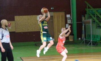 Lietuvos merginų U20 krepšinio rinktinė