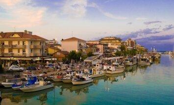 Riminis, Italija