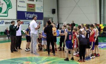 "Antrasis ""Jr. NBA Lietuva"" projektas"