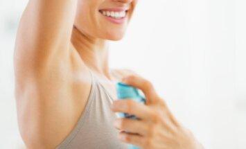 Purškiamas dezodorantas