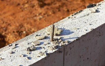 Ką reikėtų žinoti apie betonavimą šaltu oru