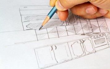 Skaitytojo patirtis: baldų projektavimas