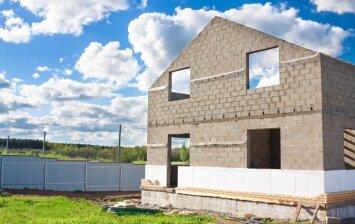 Privalote tai žinoti, jei statote didesnį nei 200 kv.m gyvenamąjį namą